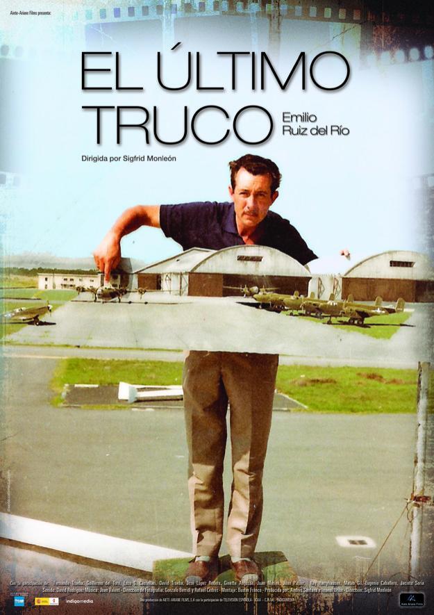 Película sobre el cineasta Emilio Ruiz del Río.