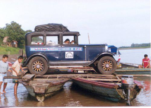 Macondo Cambalache en el Amazonas. Foto: http://www.argentinaalaska.com/