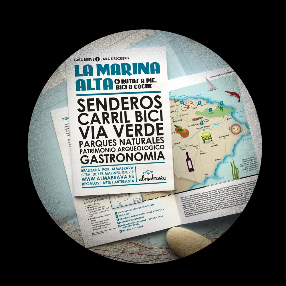 Guía rutas Denia y Marina Alta