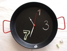 Reloj paella