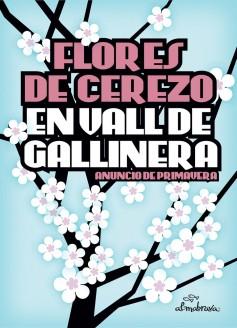 Flores de cerezo en Vall de Gallinera