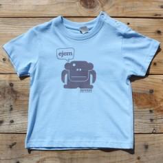 Camiseta mono para bebé