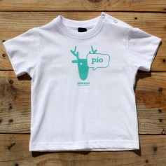 Camiseta ciervo para bebé