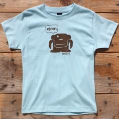 Camiseta mono para niño