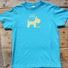 Camiseta perro para niño