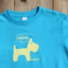 Detalle camiseta perro