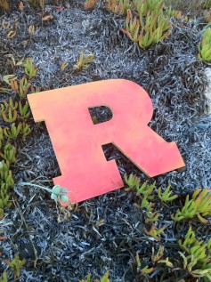 Letra 'R'