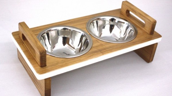 Comederos para perros y gatos personalizables