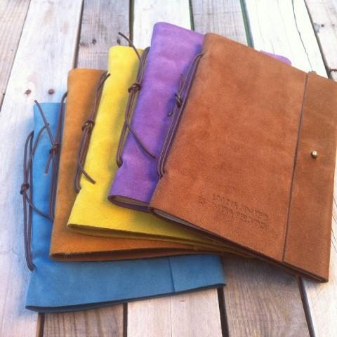 Elige el color que más te guste para tu libreta personalizada