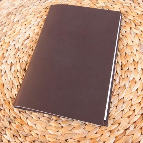 Cuaderno de piel tamaño A5